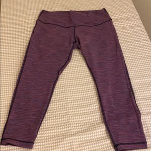 lululemon athletica Pants & Jumpsuits - LuLuLemon workout capris